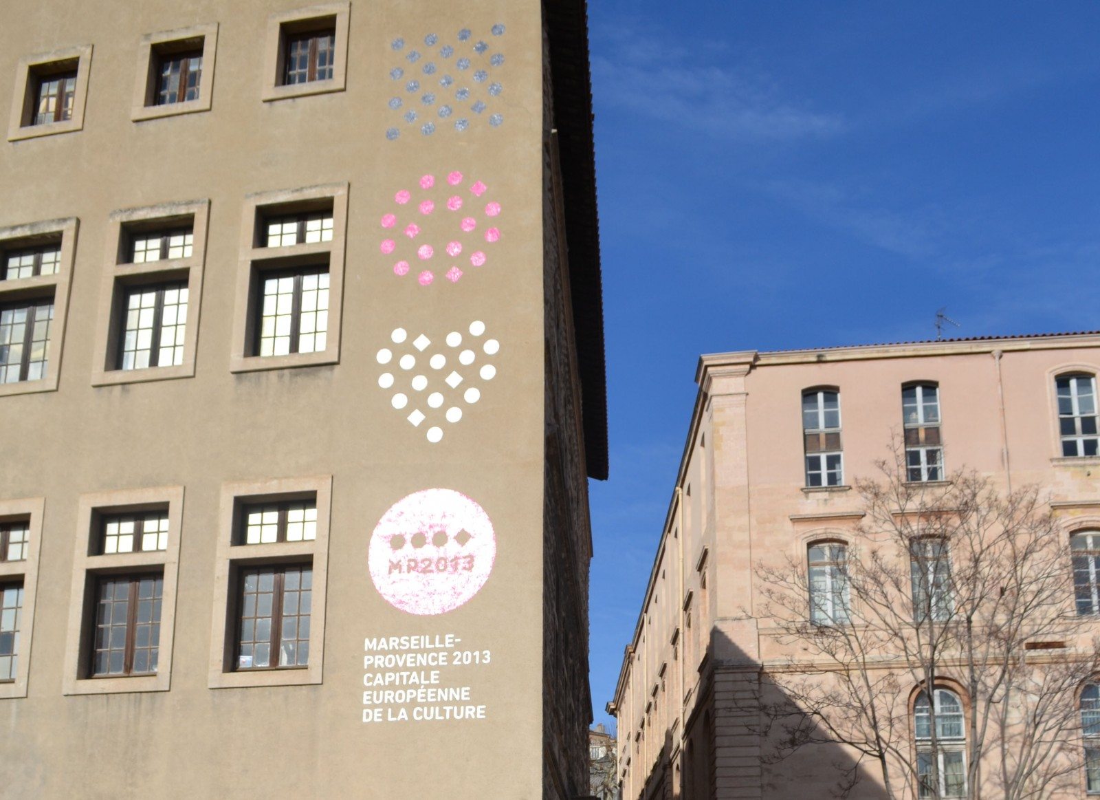 Le logo de Marseille- Provence Capitale européenne de la Culture ©MD