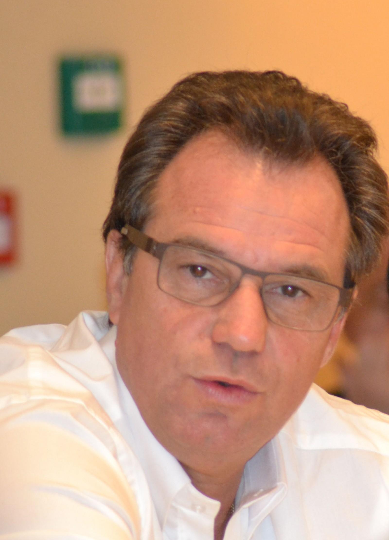 Renaud Muselier, délégué spécial pour MP2013, lors de la conférence de presse du 13 décembre 2012 ©MD
