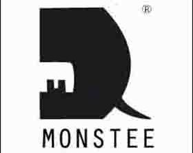 Le logo de la marque Monstee. © Monste