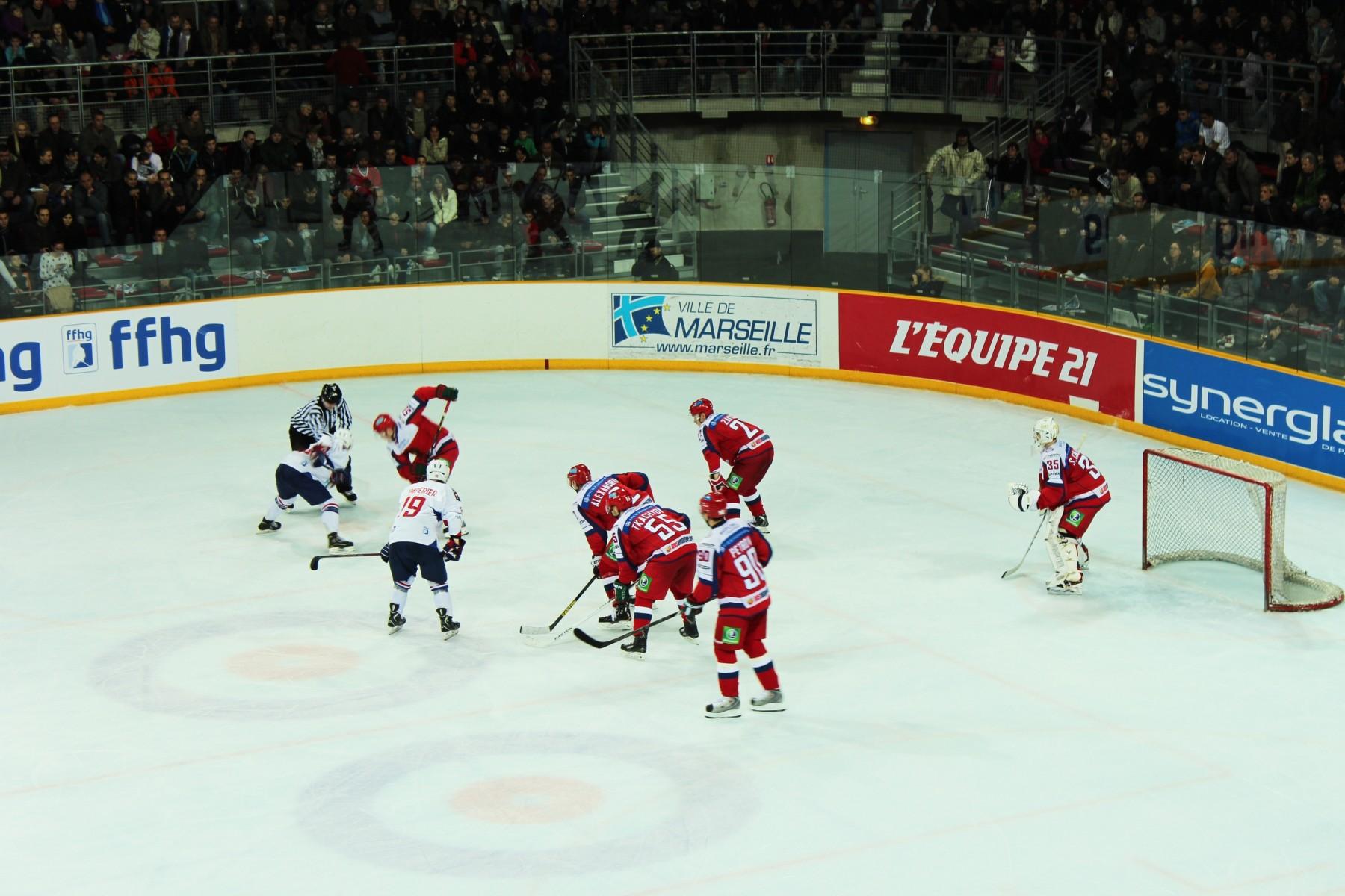 La Russie est 3e au rang mondial, et quadruple championne du monde. Photos ©AL