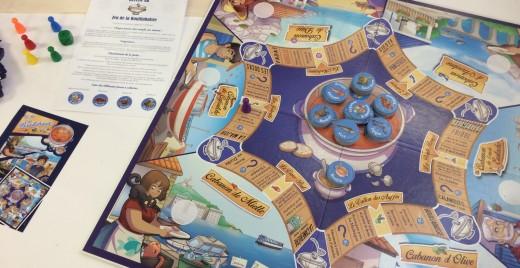 Le jeu est édité par les Editions de l'Hippocampe. ©MD