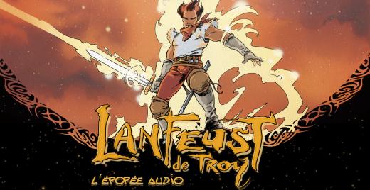 Lanfeust de Troy est une saga d'heroic fantasy. ©DR