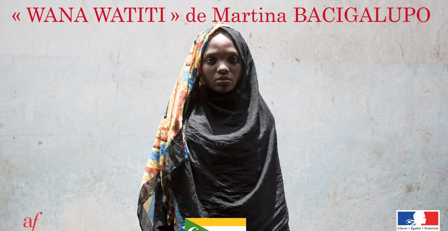 """WANNA WATITI signifient  ici """"petites filles"""". ©Martina Bacigalupo"""