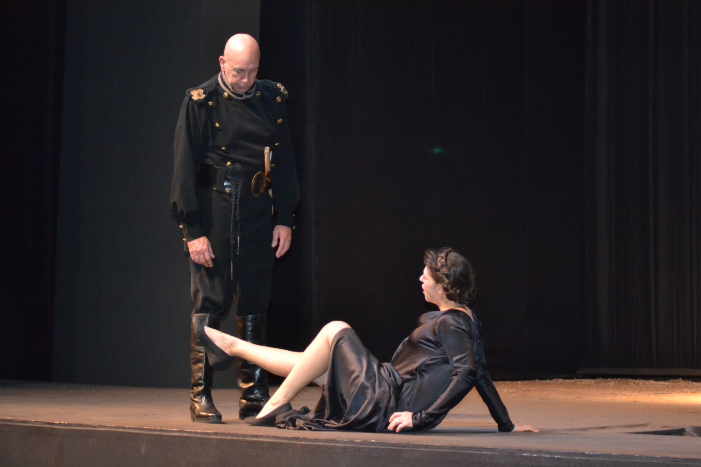 Macbeth et Lady Macbeth ©MD