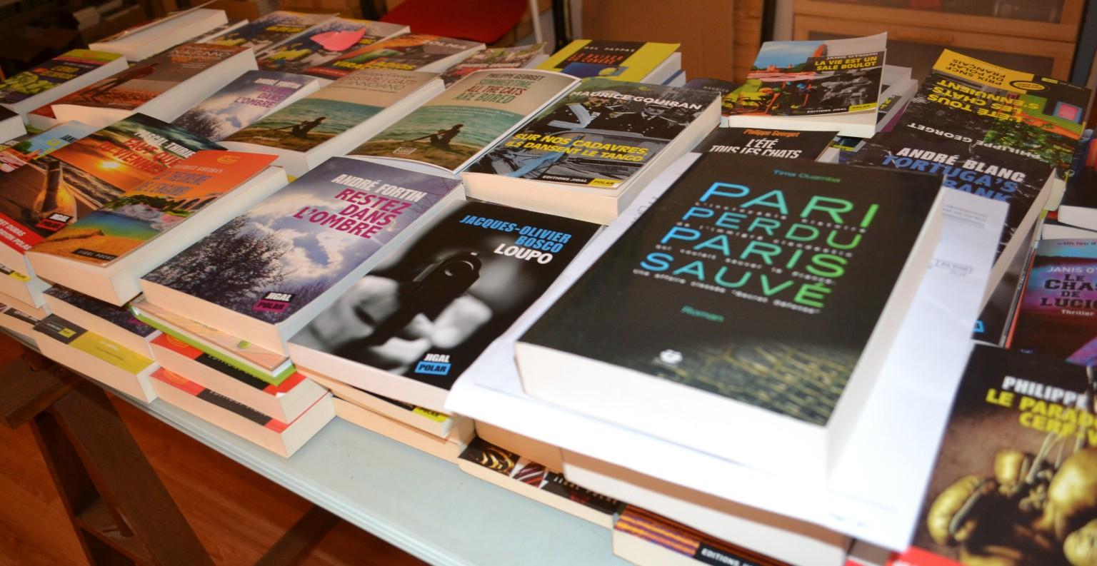 Les livres édités par Jigal ©MD