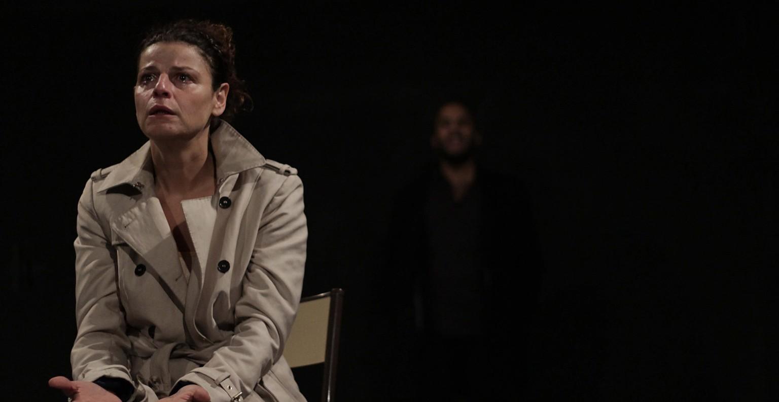Maud Narboni, comédienne ©Jérémy F Marron