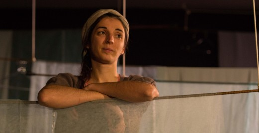 Mikaëlle Fratissier dans Fatma ©DR