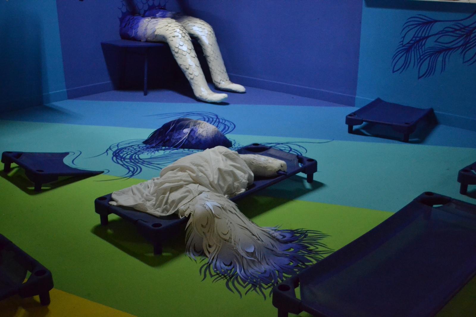 L'heure de la sieste, par Olivia De Bona. ©MD