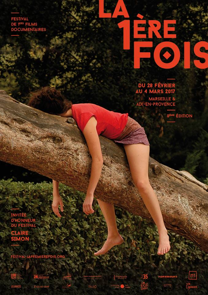 Affiche de la 8e édition du Festival La Première Fois. ©DR