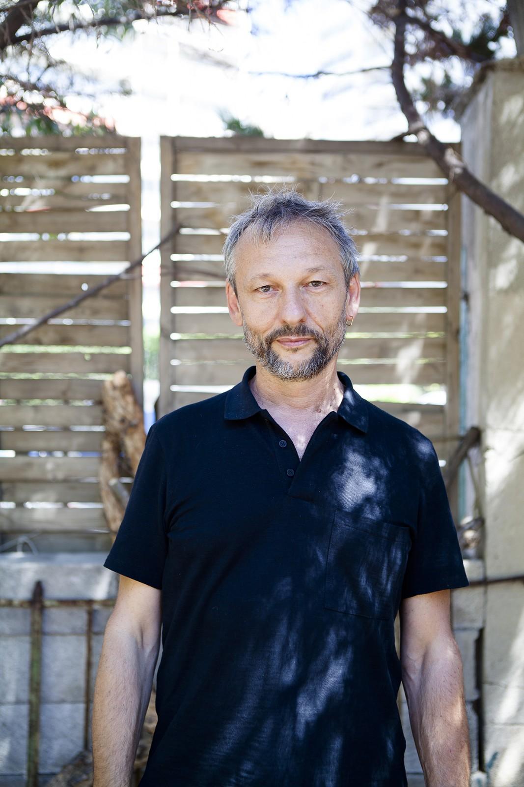 Hubert Colas a créé le festival en 2001. ©DR