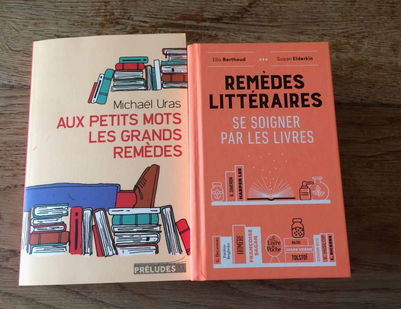 La bibliothérapie : se soigner par les livres. ©MD