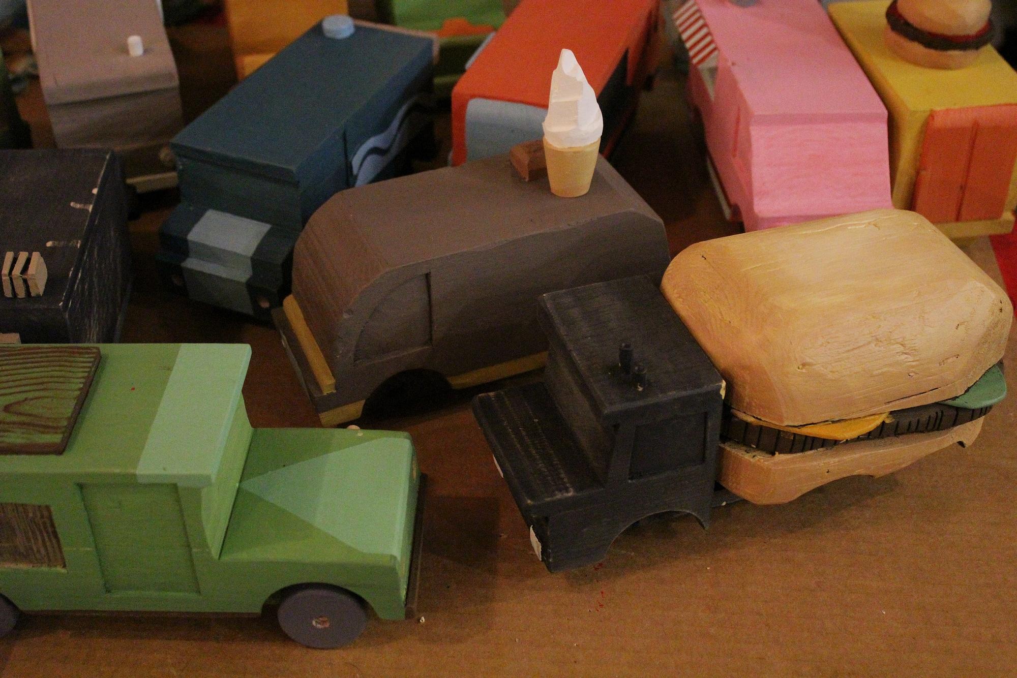 Ils ont développé l'idée des Food truck qu'ils continuent de faire évoluer. ©AL