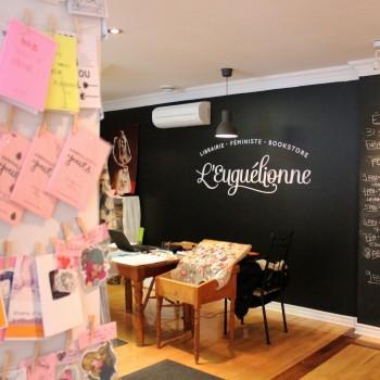 La librairie organise des évènements : lancements, lectures, conférences et ateliers. ©AL
