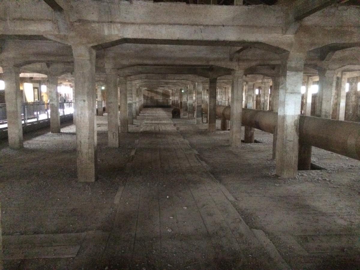 L'ancienne tuillerie a été réquisitionnée pour devenir un camp d'internement et de transit. ©MD