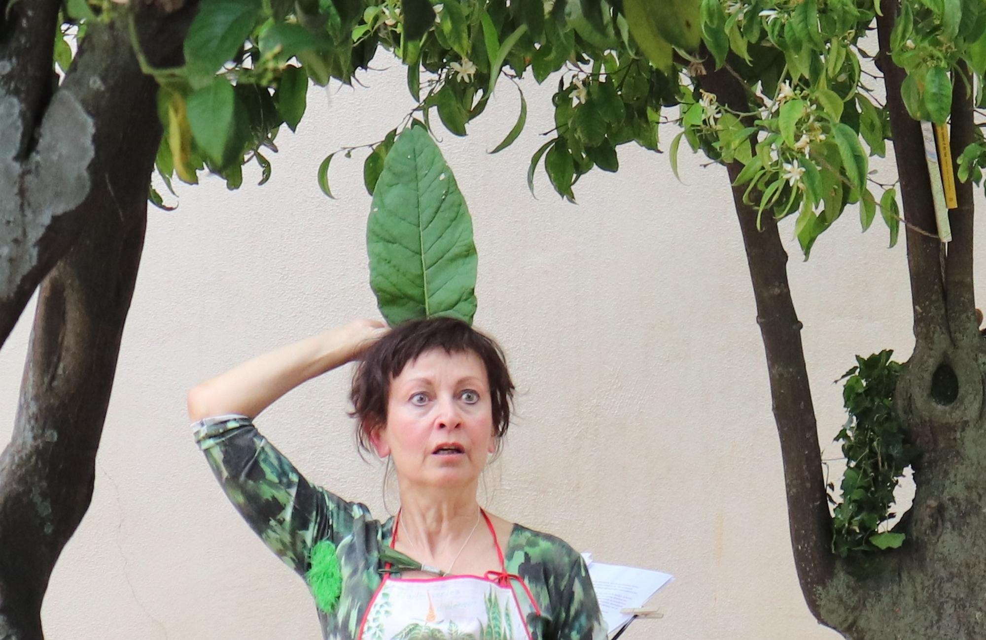 L'arbre monde est un conte romanesque de Sylviane Simonet. ©Philéas Diacoyannis