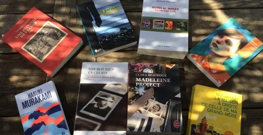 Littérature française, japonaise ou turque, il y en a pour tous les goûts. ©MD