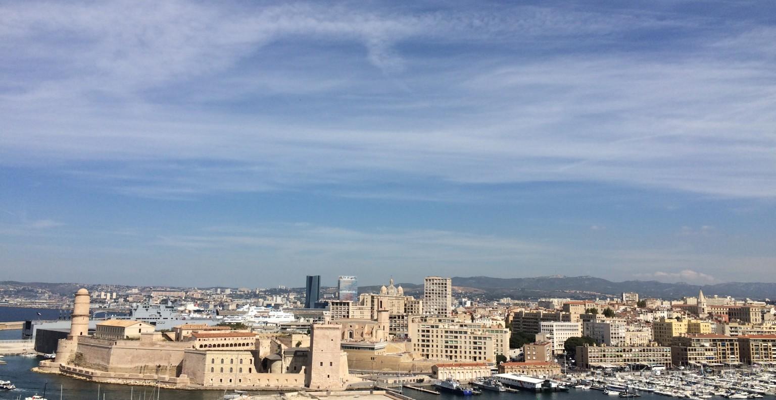 Vue de Marseille ©MD
