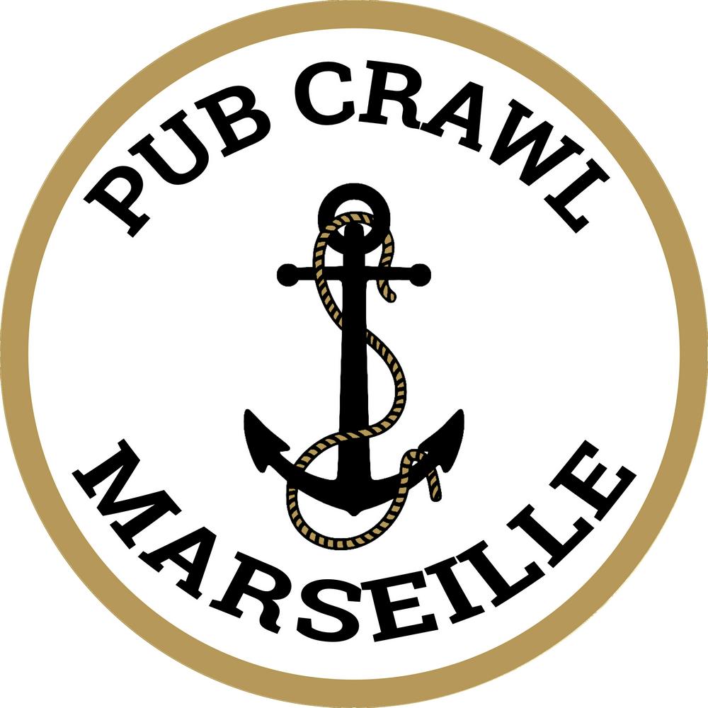 Le pub crawl propose une tournée des bars cachés de la ville. ©Pub Crawl Marseille