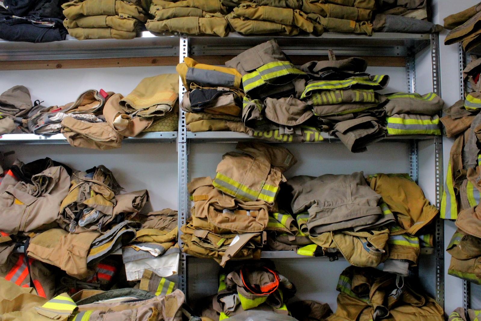 Firebags MTL sauve environ une tonne de matériaux incendies par année. ©AL