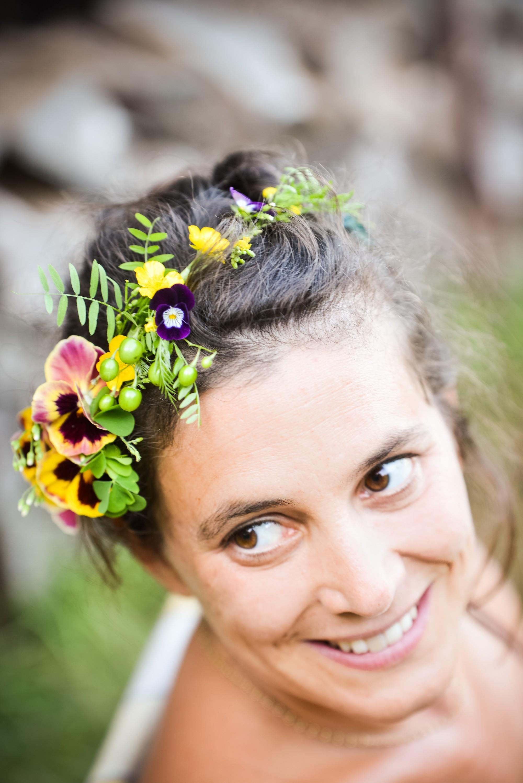 Enfants Sauvages possède son propre studio de design floral.©Les Productions Novatik