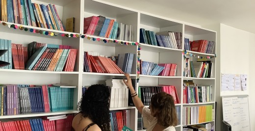 Les locaux de la maison d'édition se trouve à Paris. ©DR