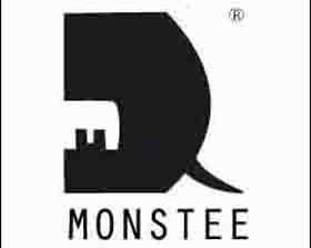 Le logo de la marque Monstee. © Monste