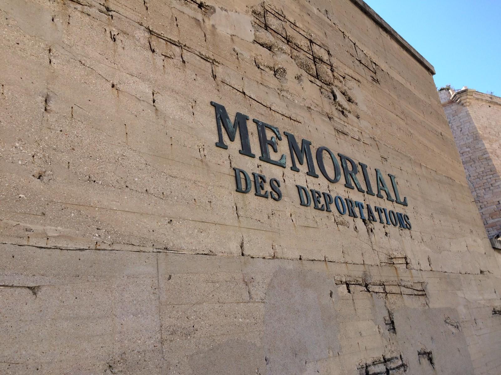 Le mémorial des Déportations de Marseille est ouvert du mardi au dimanche. ©MD
