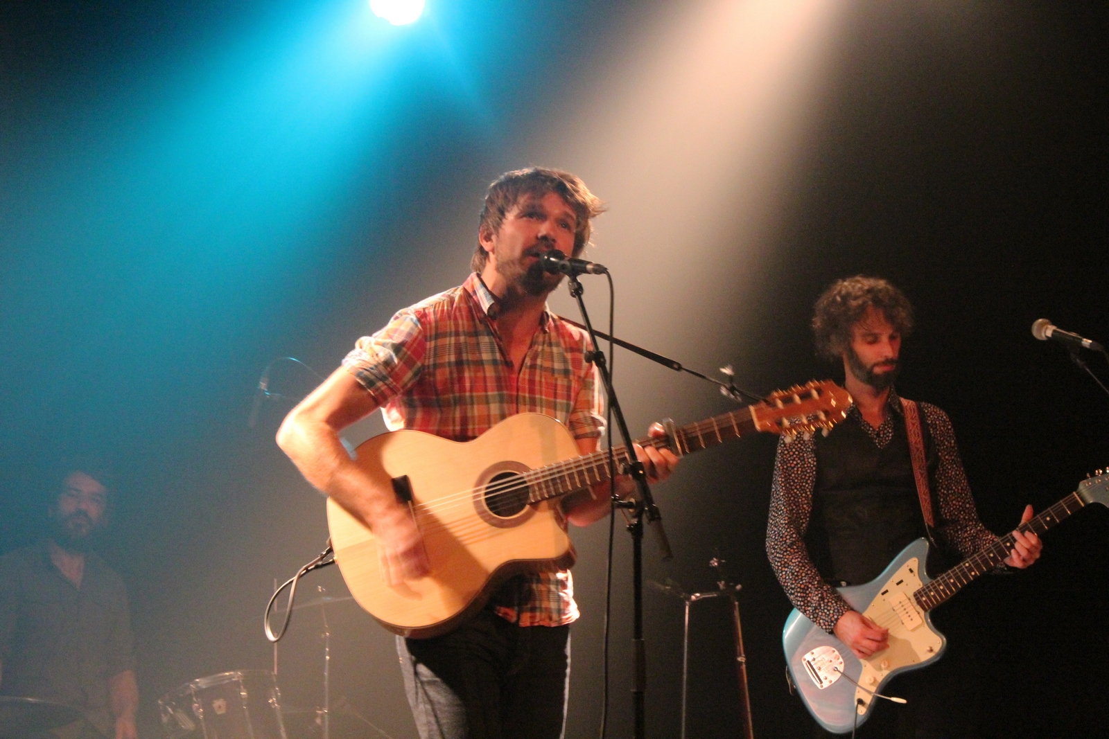 En concert à Aix-En-Provence, dans le cadre du Festival de la Chanson Française, le 10 octobre 2014. ©AL
