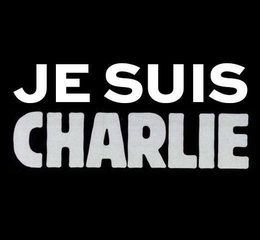 « Je suis Charlie ». ©DR
