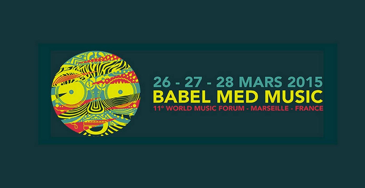 Le Festival Babel Med Music se déroulera du 26 au 28 mars 2015 à Marseille. ©DR