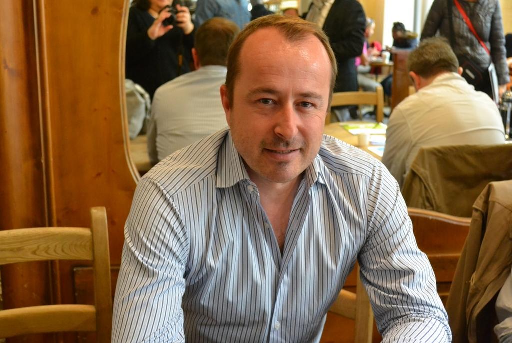 Stéphane Allio, délégué régional de l'AFFG ©MD