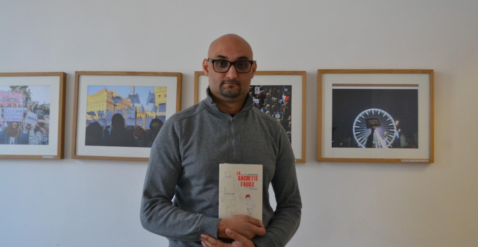 La Gâchette facile de Hassan Ben Mohamed  publié en octobre 2015. ©MD