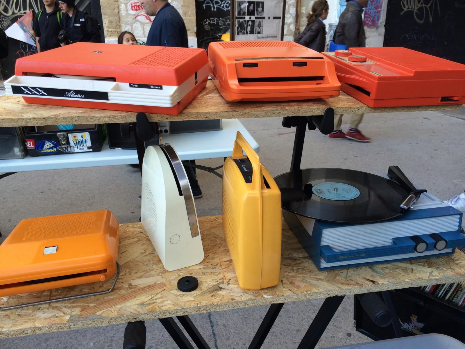 Le marché du vinyle reprend des couleurs. ©MD