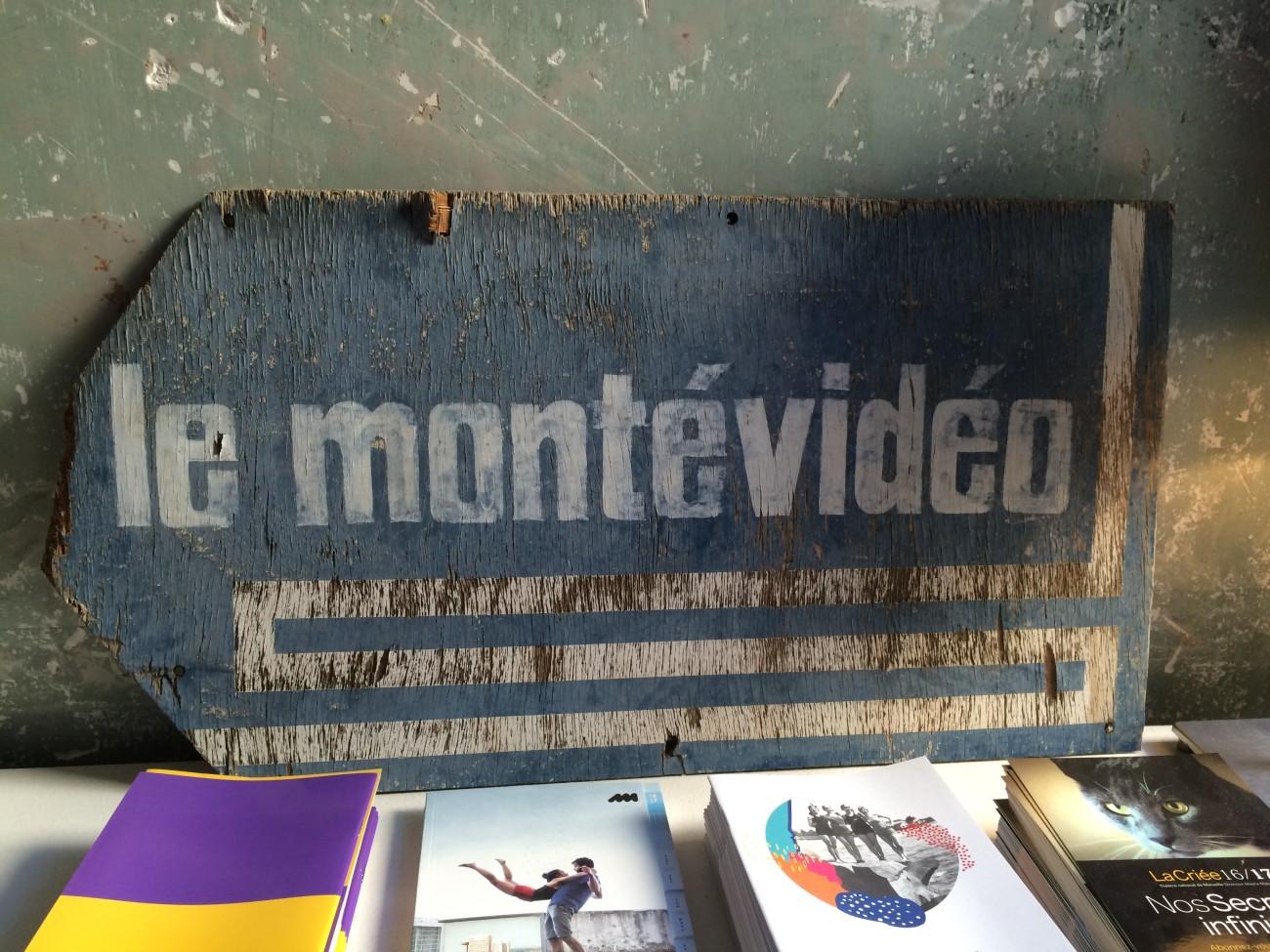 Montévidéo accueille les artistes en résidence.©MD