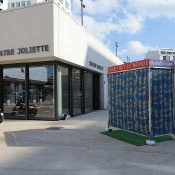 Le théâtre Minoterie-Joliette a pris le risque de s'ouvrir à d'autres formes d'arts. ©Les Pas Perdus