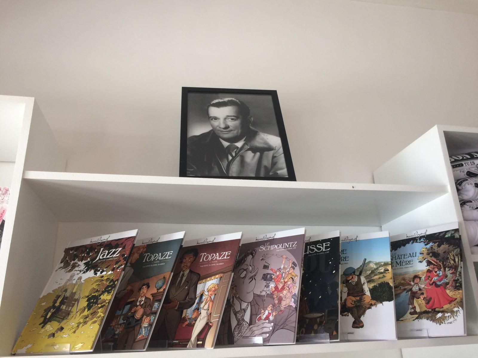 Les bandes dessinées, plus ludiques, emmèneront les jeunes à aimer l'oeuvre de Marcel Pagnol. ©MD