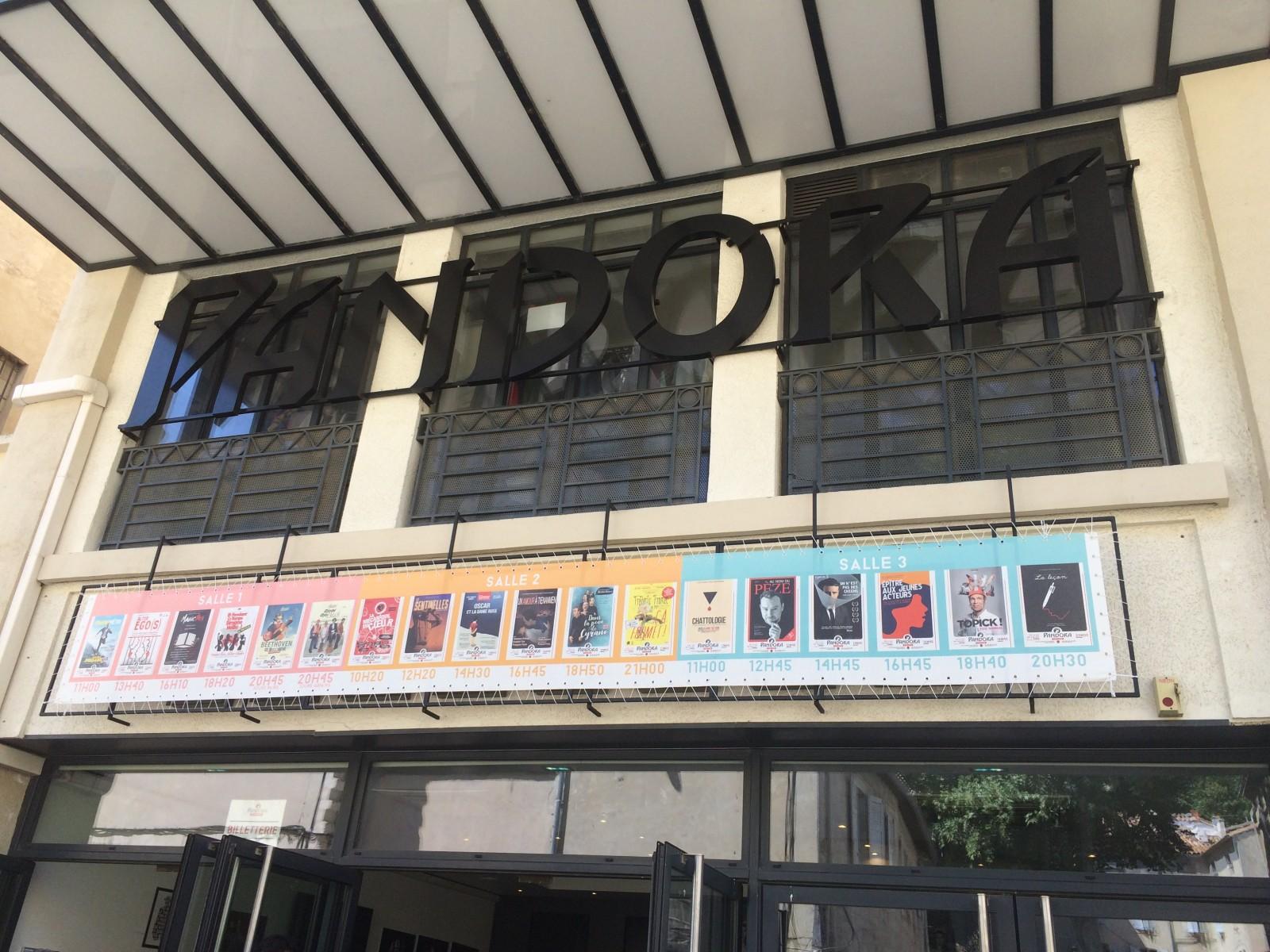Rendez-vous au Théâtre Pandora d'Avignon jusqu'au 29 juillet 2018. ©MD
