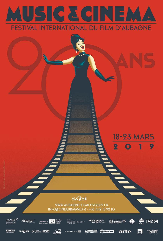 Affiche de la 20eme édition. ©DR