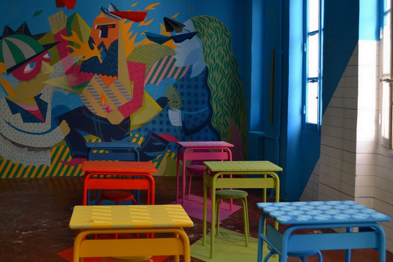 Vous pouvez découvrir le documentaire consacré à l'exposition Aux Tableaux, qui a eu lieu à Marseille, sur YouTube. ©MD