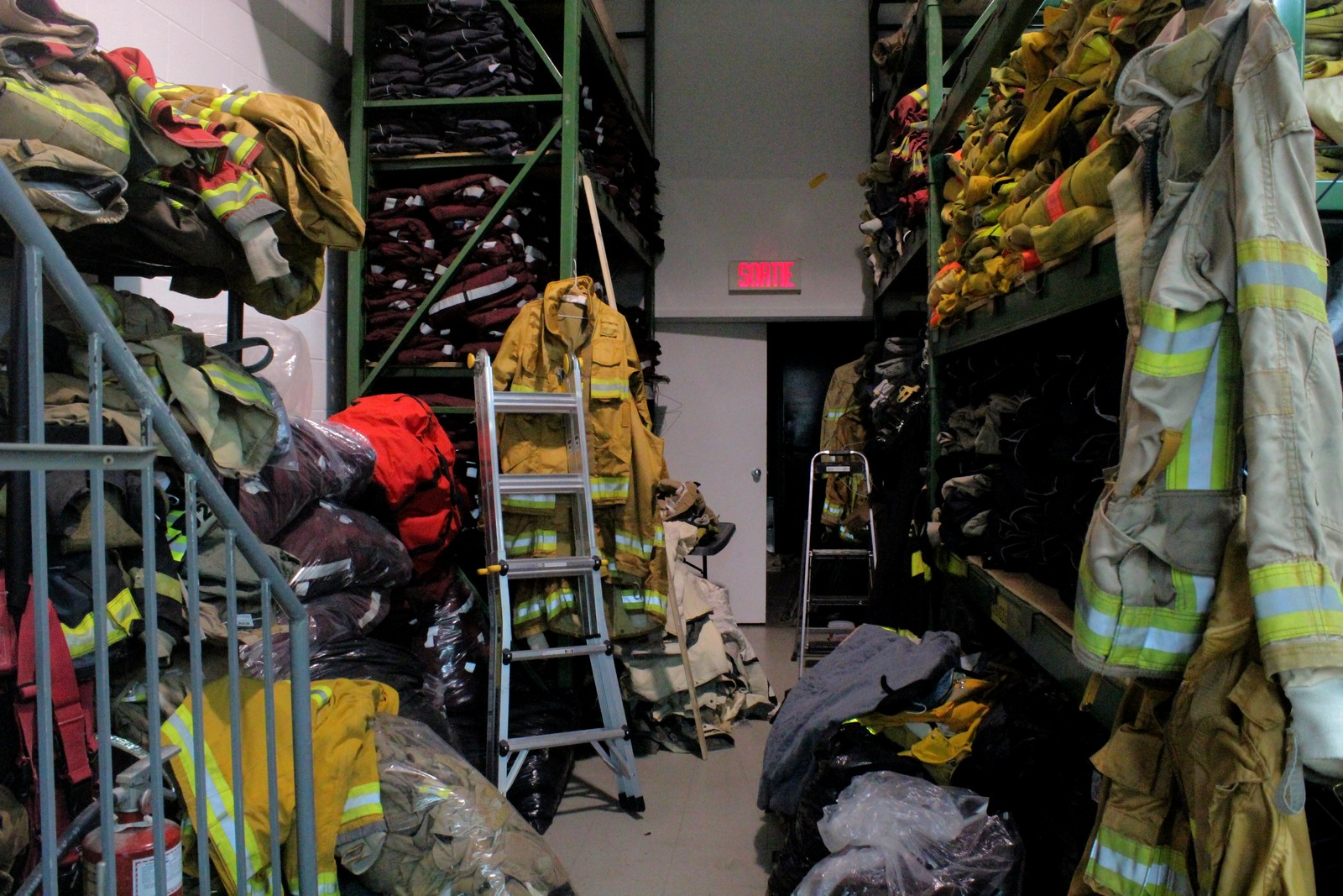L'entreprise Firebags MTL compte cinq employés. ©AL