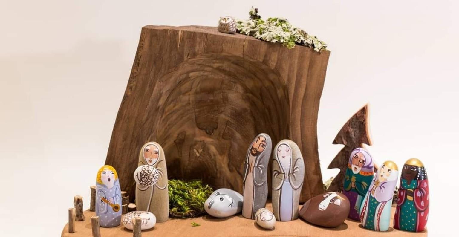 La Vie en Douce réinvente la tradition des santons provençaux. ©La Vie en Douce