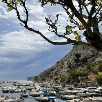 Port de Morgiou à Marseille. ©MD